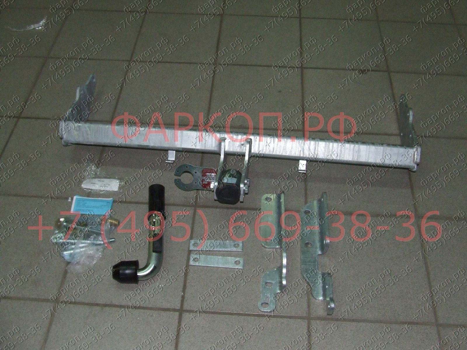 Установка фаркопа на паджеро 4 своими руками 40